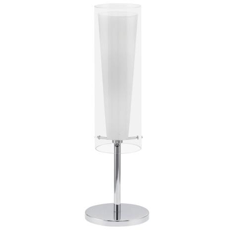 EGLO 89835 - Stolní lampa PINTO 1xE27/60W