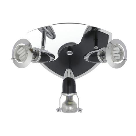 EGLO 89889 - Bodové svítídlo CALYPSO 1 3XE14/7W