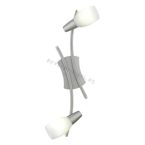EGLO 89975 - Bodové svítidlo PARMA 2xG9/9W