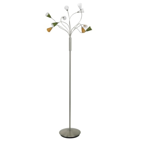 EGLO 89993 - Stojanová lampa NICO 10xG4/10W