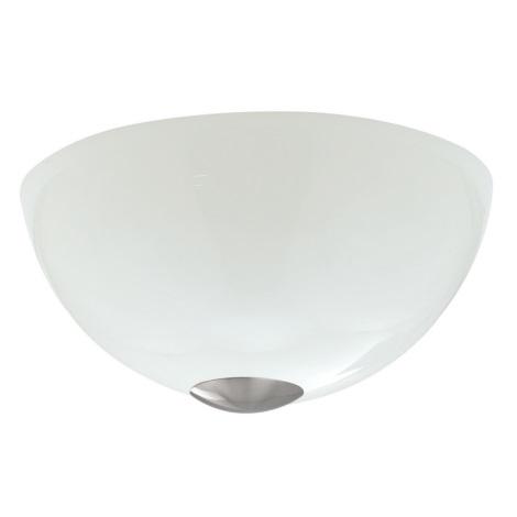 EGLO 89994 - Stropní svítidlo TOPO 1 2xE27/60W bílá lesklá