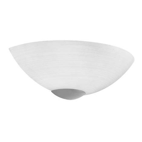 EGLO 90017 - Nástěnné svítidlo MALVA 1xE27/60W