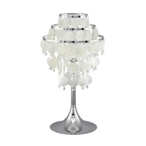 EGLO 90035 - Stolní lampa CHIPSY 1xE27/100W/230V
