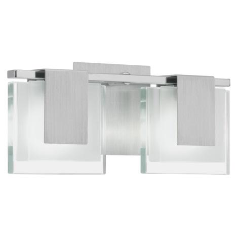 EGLO 90039 - Nástěnné svítidlo CLAP 2xGY6,35/35W