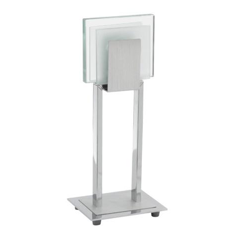 EGLO 90042 - Stmívatelná stolní lampa CLAP 1xGY6,35/35W