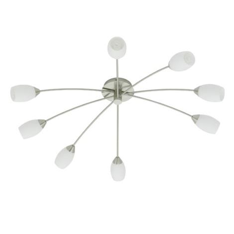 EGLO 90046 - Stropní svítidlo LUCIA 1 8xG9/9W/230V