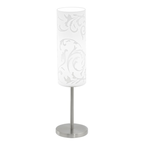EGLO 90051 - Stolní lampa AMADORA 1xE27/100W