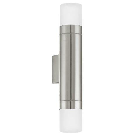 EGLO 90104 - Venkovní nástěnné svítidlo CADIZ 2xGU10/9W