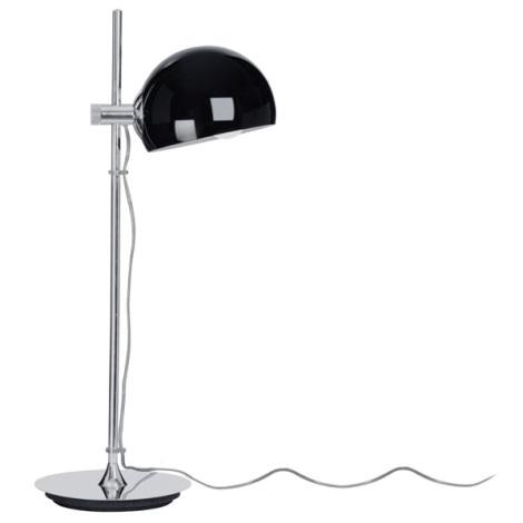 EGLO 90131 - Stolní lampa BO 1xE27/60W černá