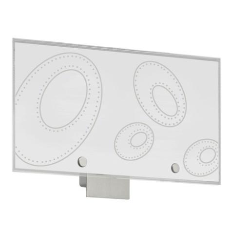 EGLO 90144 - Nástěnné svítidlo INDO 1 2xG9/9W bílá