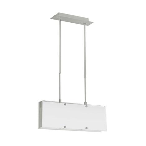 EGLO 90145 - Lustr INDO 1 3xG9/9W bílá