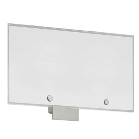 EGLO 90147 - Nástěnné svítidlo INDO 1 2xG9/9W bílá