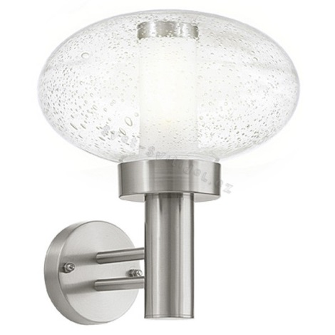 Eglo 90166 - Koupelnové nástěnné svítidlo BOND 1xE27/22W/230V