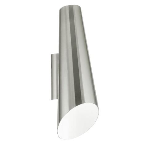 EGLO 90171 - Venkovní nástěnné svítidlo LEEDS 2xG9/9W