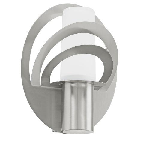 EGLO 90183 - Venkovní nástěnné svítidlo AVELLINO 1xE27/60W bílá