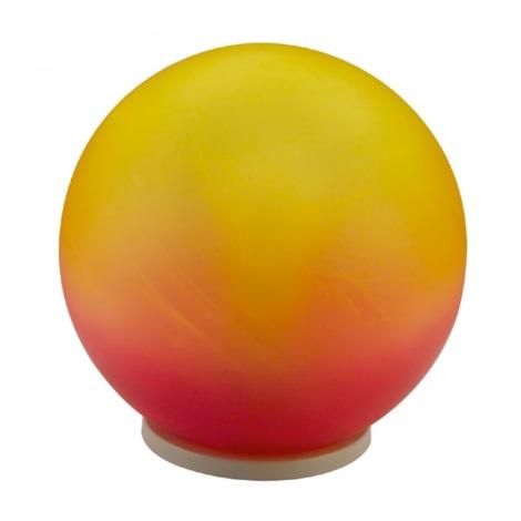 Eglo 90205 - Stolní lampa MILAGRO 1xE27/60W/230V alabastrové sklo