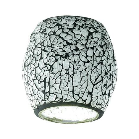 Eglo 90265 - Stínidlo MY CHOICE černobílá mozaika