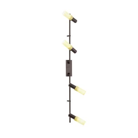 EGLO 90316 - Bodové svítidlo TRAPANI 4xE14/9W