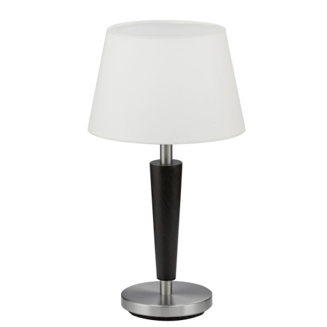 EGLO 90457 - Stolní lampa RAINA 1xE14/60W antická hnědá/bílá