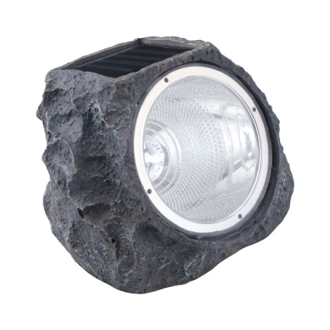 Eglo 90494 - Venkovní solární světlo kámen 4xLED/0,06W/1xAA