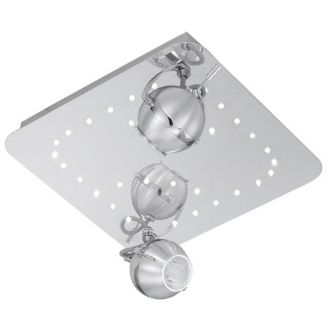 EGLO 90606 - Bodové svítidlo COLEGNO 2xG9/40W