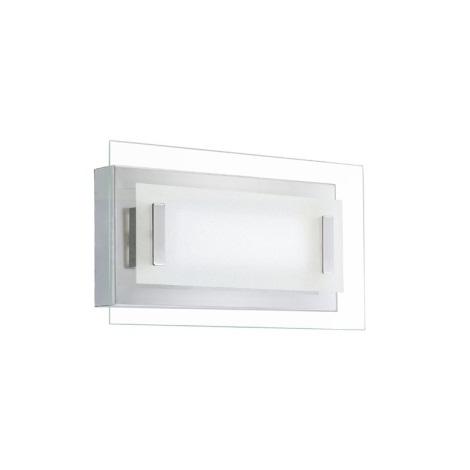 EGLO 90639 - LED Nástěnné svítidlo TANO 2x6W(120 LED) lesklý chrom