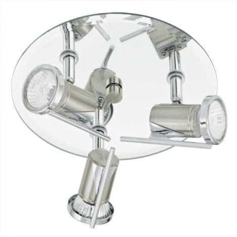 EGLO 90686 - Koupelnové bodové svítidlo TAMARA 3xGU10/35W