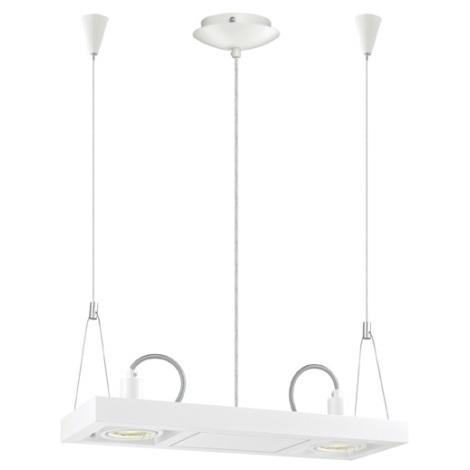 EGLO 90688 - Závěsné svítidlo VECTUS 2xGU5,3/50W