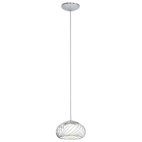 EGLO 90755 - Závěsné svítidlo THEBE 1xG9/33W