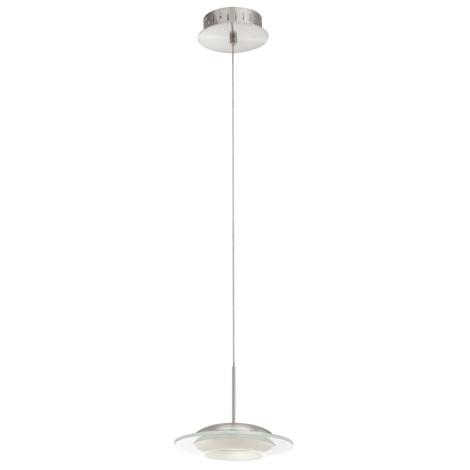 Eglo 90807 - LED závěsné svítidlo BOOTES 1xLED/7,14W/230V