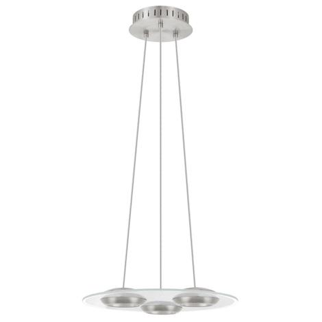 Eglo 90811 - LED závěsné svítidlo BOOTES 3xLED/7,4W/230V
