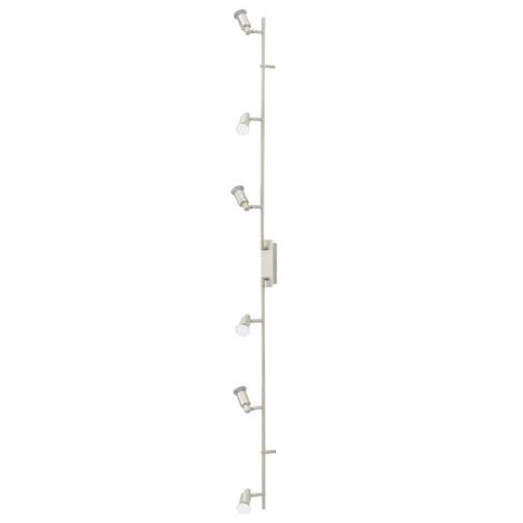 EGLO 90827 - Nástěnné stropní svítidlo ERIDAN 6xGU10/LED/3W