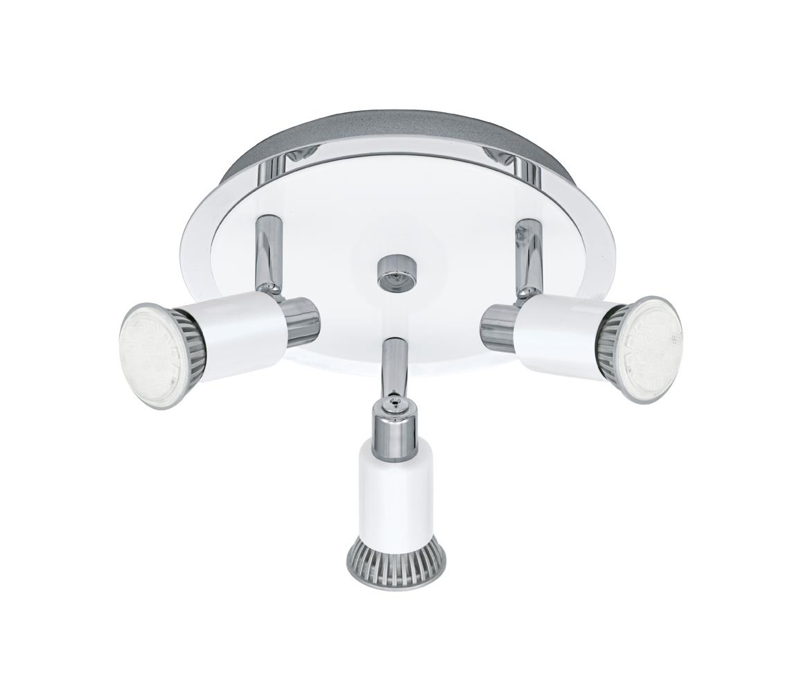 Eglo 90837 - LED bodové svítidlo ERIDAN 3xGU10/5W EG90837