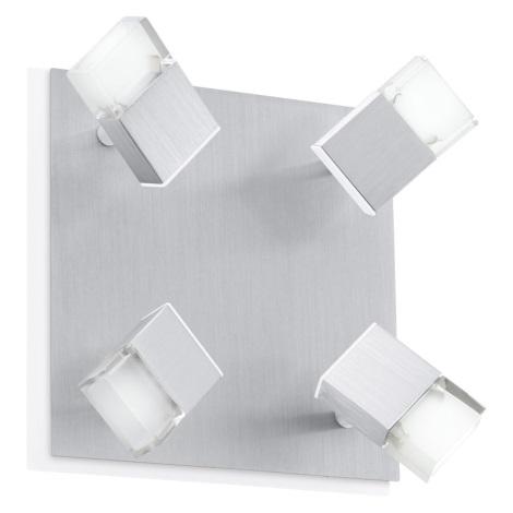 EGLO 90864 - LED Nástěnné stropní svítidlo GEMINI 4xLED/4,76W