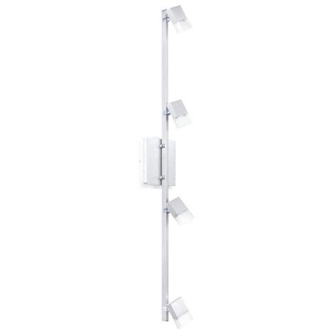 EGLO 90865 - LED Stropní nástěnné svítidlo GEMINI 4xLED/4,76W