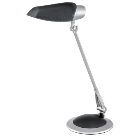 EGLO 90876 - Stolní lampa REHA 1xE27/18W černá
