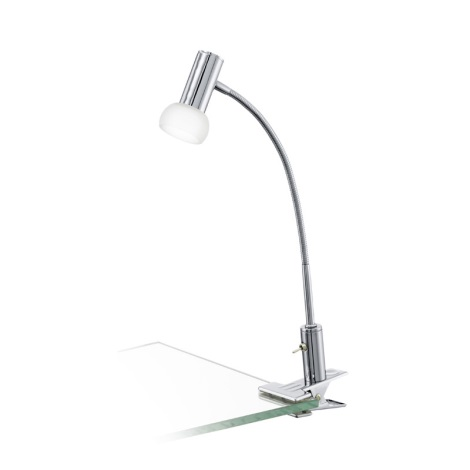 EGLO 90888 - LED Klip GLOSSY 1xLED/2.38W