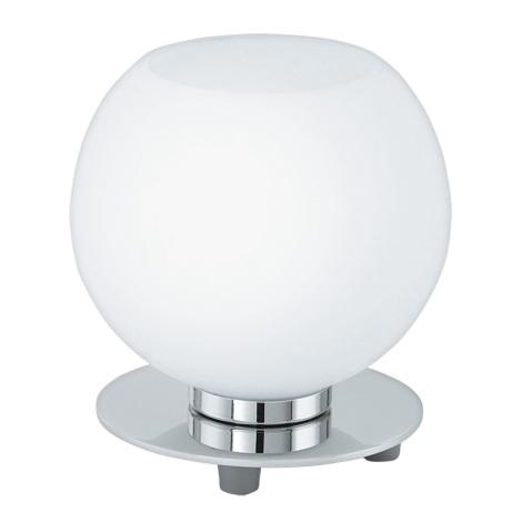 Eglo 90904 - Stolní lampa BUCCINO 1xE14/40W/230V