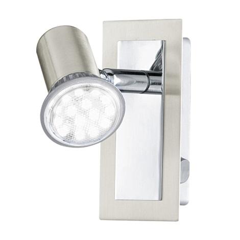 EGLO 90914 - Nástěnné stropní svítidlo ROTTELO 1xGU10/LED/3W