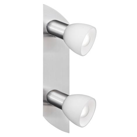 EGLO 90984 - Bodové svítidlo ENEA 2xE14/40W