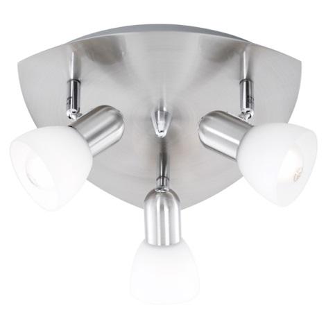 EGLO 90986 - Bodové svítidlo ENEA 3xE14/40W
