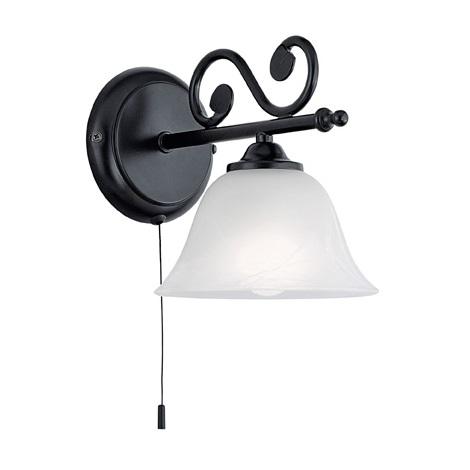 Eglo 91006 - Nástěnné svítidlo MURCIA 1xE14/40W/230V