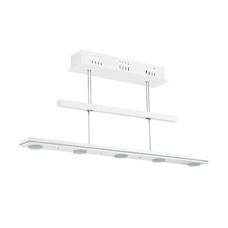 EGLO 91076 - LED Závěsné svítidlo SALVO 5xLED/4,76W