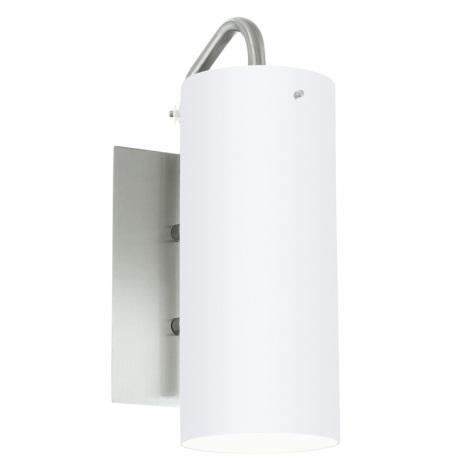 EGLO 91081 - Venkovní nástěnné svítidlo PALMOLI 1xE27/22W bílá