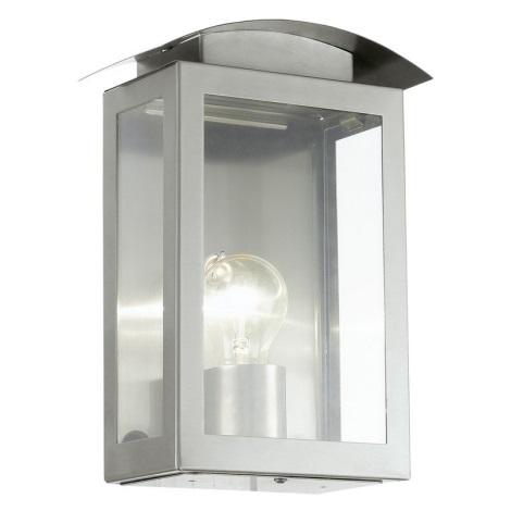 EGLO 91089 - Venkovní nástěnné svítidlo IP44 BARANELLO 1xE27/60W