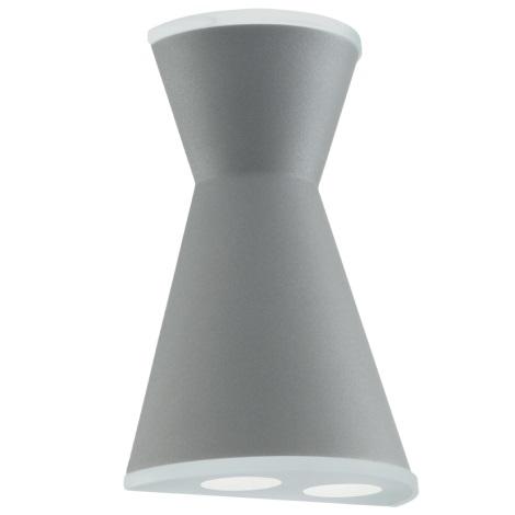 EGLO 91101 - LED Venkovní nástěnné svítidlo MORINO 3xLED/4,76W