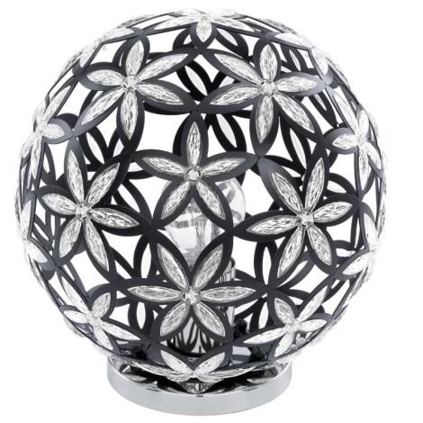 Eglo 91277 - Dekorační lampa SILVESTRO E27/60W/230V