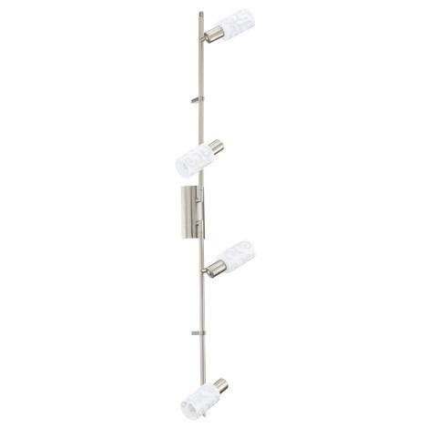 Eglo 91315 - Bodové svítidlo PESARO 1 4xG9/33W/230V