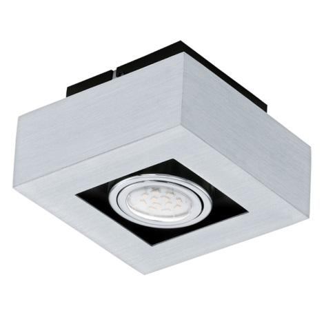 Eglo 91352 - LED stropní svítidlo LOKE 1 1xGU10-LED/5W/230V