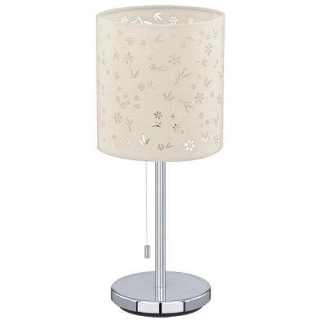 Eglo 91395 - Stolní lampa CHICCO 1 1xE27/60W/230V